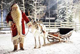 Dove Abita Babbo Natale Lapponia.Ma Dove Vive Babbo Natale Rovaniemi Viaggisempre Itviaggisempre It
